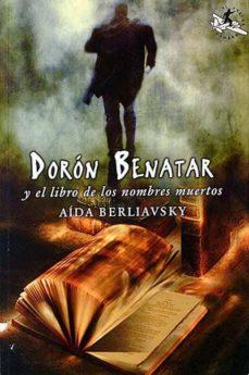 Carreracentenariometro.es Dorón Benatar Y El Libro De Los Nombres Muertos Image
