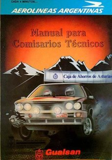 MANUAL PARA COMISARIOS TÉCNICOS - VARIOS | Adahalicante.org