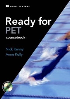Ebooks gratuitos para descargar READY FOR PET COURSEBOOK WITHOUT KEY + CD