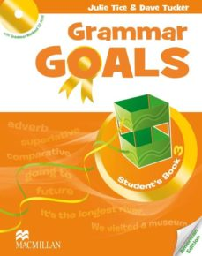 Descargar gratis epub ebooks torrents GRAMMAR GOALS: PUPIL´S BOOK PACK LEVEL 3 (MIXED MEDIA PRODUCT) in Spanish de  9780230445833