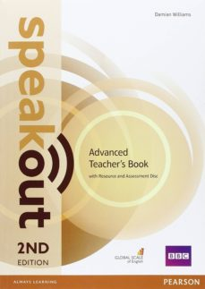 Descargar libros gratis kindle fire SPEAKOUT ADVANCED 2ND EDITION TEACHER S GUIDE WITH RESOURCE AND ASSESSMENT DISC PACK de AA.VV PDF 9781292120133 (Literatura española)
