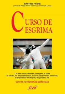 curso de esgrima (ebook)-martine faure-9781683251033