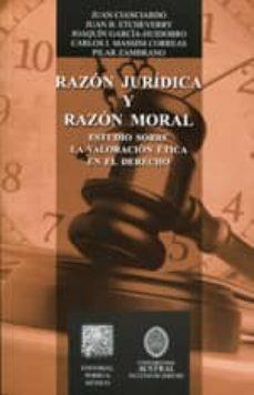 Vinisenzatrucco.it Razon Juridica Y Razon Moral Image