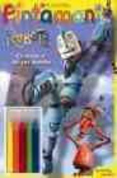 Inmaswan.es Robots: En Busca De Un Sueño (Pintamania Rotuladores) Image