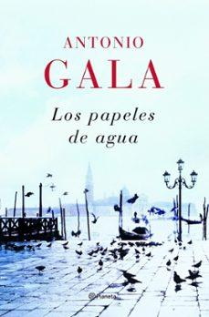 Libro en línea pdf descarga gratuita LOS PAPELES DE AGUA in Spanish 9788408082033 PDB iBook ePub