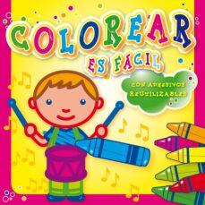 colorear es facil: rosa-9788408083733