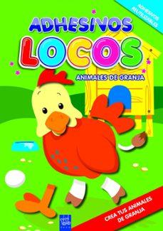 Cdaea.es Adhesivos Locos: Animales De Granja Image