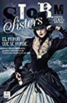 storm sisters 1. el mundo que se hunde-june thompson-9788408173533