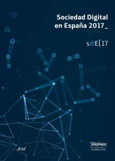 sociedad digital en españa 2017-9788408184133