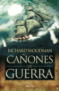 cañones de guerra-richard woodman-9788415433033