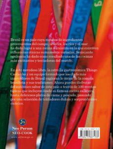 brasil: un recorrido por la gastronomia brasileña de la mano de la estrella mergente thiago castanho-thiago castanho-9788415887133