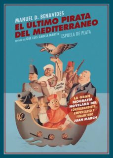Mejor descarga gratuita para ebooks EL ULTIMO PIRATA DEL MEDITERRANEO 9788416034833