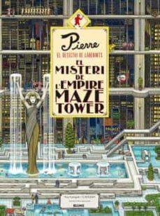 Chapultepecuno.mx Pierre El Detectiu: El Misteri De L Empire Maze Tower Image