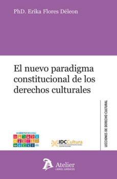 Padella.mx Nuevo Paradignaconstitucional De Los Derechos Culturales Image