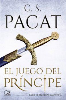 Descargar libros electrónicos en pdf gratis para móviles EL JUEGO DEL PRINCIPE (SAGA EL PRINCIPE CAUTIVO 2) de C. S. PACAT 9788417525033 en español