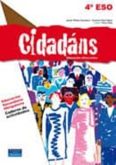 Upgrade6a.es Ciudadanos Cuaderno De Actividades 4 Eso Gallego (Secundaria-ciudadanía) Image