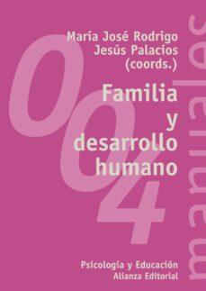 familia y desarrollo humano-9788420681733