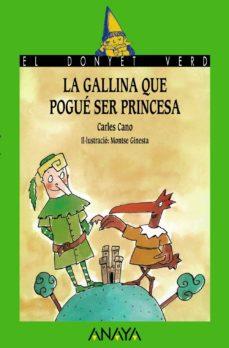 Geekmag.es La Gallina Que Pogue Ser Princesa Image