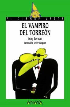 Los mejores ebooks 2013 descargados EL VAMPIRO DEL TORREON  (EL DUENDE VERDE)