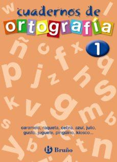 cuadernos de ortografia nº 1-francisco galera noguera-ezequiel campos pareja-9788421643433
