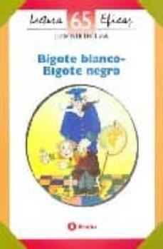 Ojpa.es Bigote Blanco, Bigote Negro Image