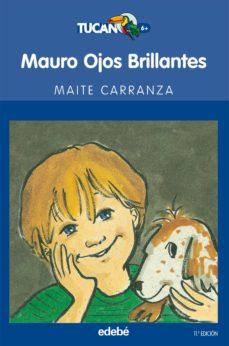MAURO OJOS BRILLANTES / TUCAN AZUL