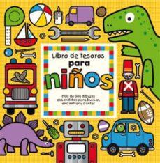 libro de tesoros de los niños-9788424655433