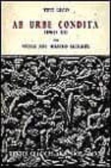 ab urbe condita. libro xxi por víctor josé herrero llorente-tito livio-9788424934033
