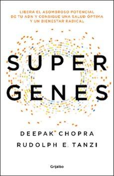 supergenes-deepak chopra-9788425354533