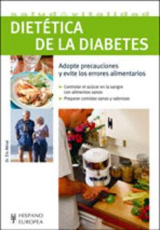 Joomla libros pdf descarga gratuita DIETETICA DE LA DIABETES de DR. ERIC MENAT  9788425518133 (Literatura española)