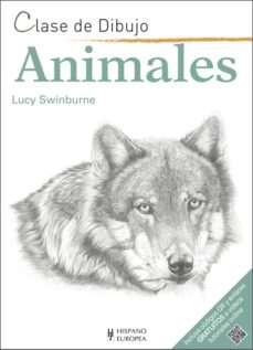 animales: clase de dibujos-lucy swinburne-9788425521133