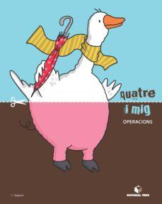Bressoamisuradi.it Quatre I Mig Operacions (4 Anys) Catala Image