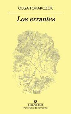 Libros electrónicos en línea para todos. LOS ERRANTES de OLGA TOKARCZUK in Spanish MOBI DJVU 9788433980533