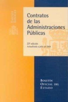 Inmaswan.es Contratos De Las Administraciones Publicas (23ª Ed.) Image