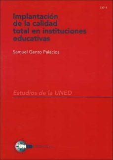 Colorroad.es Implantacion De La Calidad Total En Instituciones Educativas Image