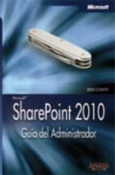 Bressoamisuradi.it Sharepoint 2010: Guia Del Administrador Image