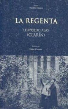 la regenta-leopoldo alas clarin-9788446013433