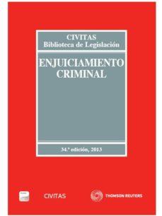 Inmaswan.es Enjuiciamiento Criminal (34ª Ed) Image