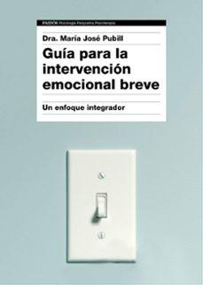 Carreracentenariometro.es Guía Para La Intervención Emocional Breve Image