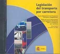 Titantitan.mx Legislacion De Transporte De Carretera (Cd-rom) Image