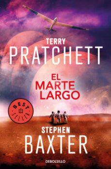 Eldeportedealbacete.es El Marte Largo (Saga La Tierra Larga 3) Image