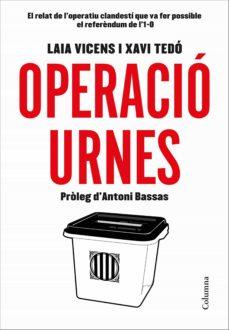 operació urnes (ebook)-laia vicens-xavi tedo-9788466423533