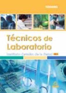 Vinisenzatrucco.it Tecnico De Laboratorio Del Instituto Catalan De La Salud. Temario Image
