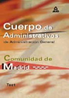 Alienazioneparentale.it Cuerpos De Administrativos De Administracion General. Comunidad A Utonoma De Madrid: Test Image
