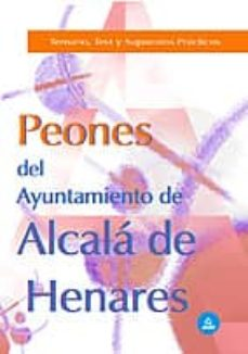 Cronouno.es Peones Del Ayuntamiento De Alcala De Henares: Temario, Test Y Sup Uestos Practicos Image