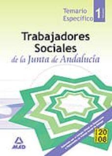 Permacultivo.es Trabajadores Sociales De La Junta De Andalucia. Temario Especific O (Vol. I) Image