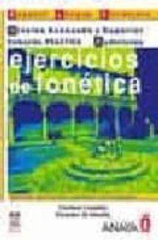 ejercicios de fonetica (niveles avanzado y superior)-maria pilar nuño alvarez-jose ramon franco rodriguez-9788466700733