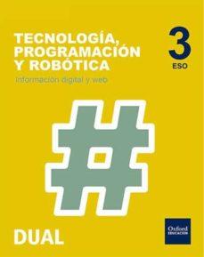 INICIA DUAL ROBOT 3ºESO IN DIGITAL WEB - VV.AA. |