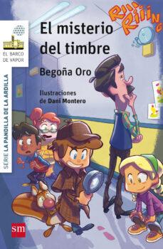 Descargar LA PANDILLA DE LA ARDILLA 4: EL MISTERIO DEL TIMBRE gratis pdf - leer online