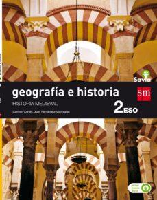 Geografía E Historia 2º Eso Savia 2016 Castilla La Mancha Madri D Pais Vasco Murcia Vv Aa Comprar Libro 9788467586633